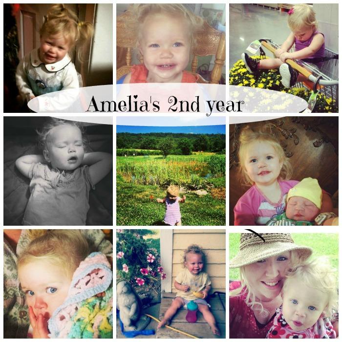 Amelias 2nd birthday