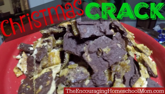 Christmas Crack Recipes