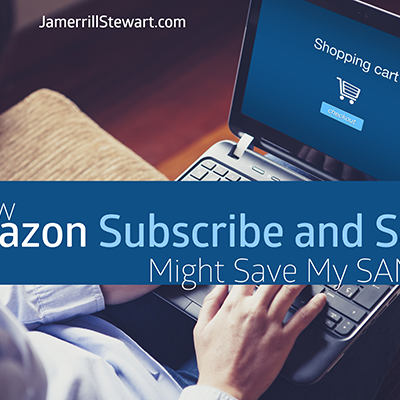My First Amazon Subscribe and Save Haul + Does it Save Time and Sanity?