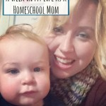 A Week in My Life as a Homeschool Mom {January 24, 2016 Edition}