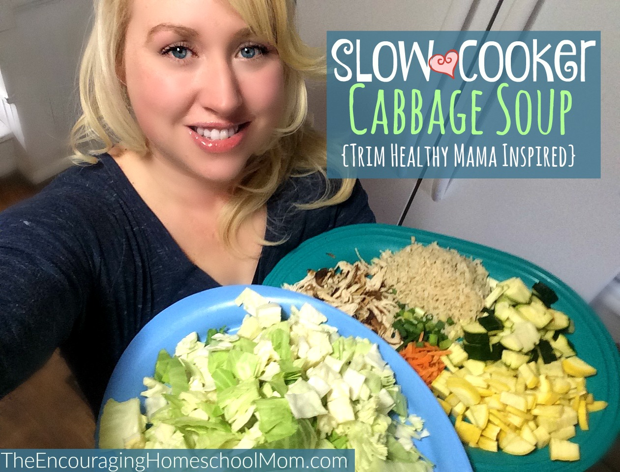 Slow Cooker Cabbage Soup Trim Healthy Mama