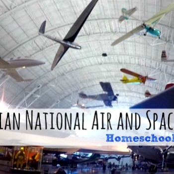 Smithsonian National Air and Space Museum | Homeschool Field Trip