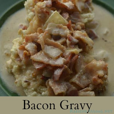 Bacon Gravy
