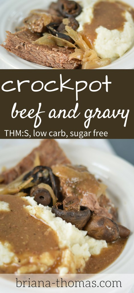Crockpot Beef and Gravy