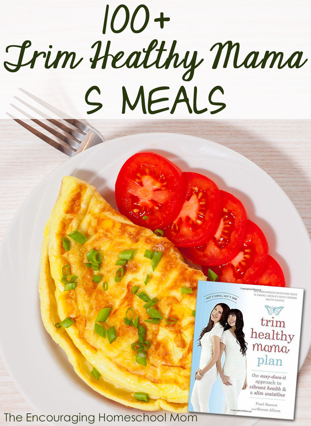 100 Trim Healthy Mama S Meals Low Carbs And High Fat