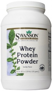 Swanson Whey Protein Powder