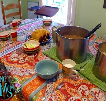 Jamerrill's Beans, Rice, and Cornbread Recipe   Large Family Style!