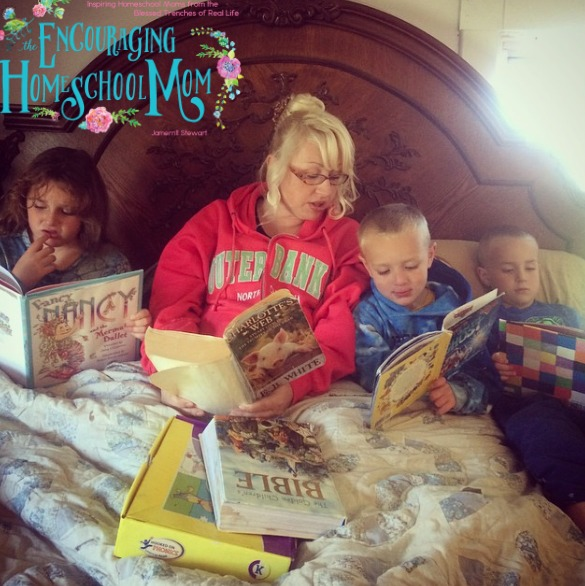 Encouraging Homeschool Preschool