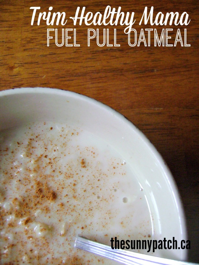 THM Fuel Pull Overnight Oatmeal
