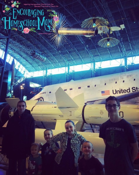 Homeschool Air and Space Museum