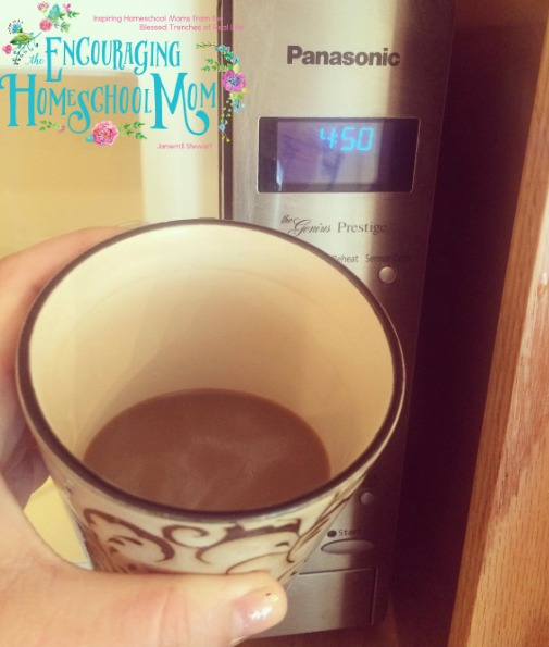 Homeschool Mom Coffee Break