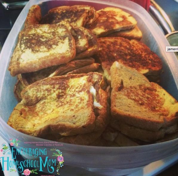 Large Family French Toast