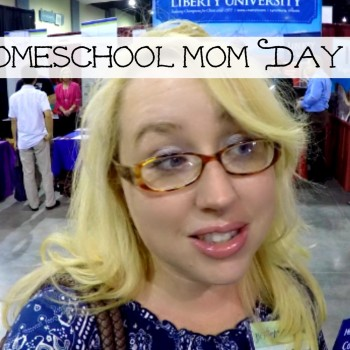 When a Homeschool Mom of 7 Gets a Day Out Alone…