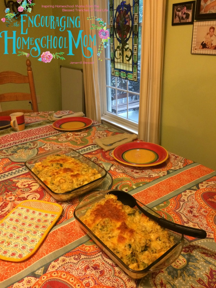 Chicken, Broccoli and Rice Casserole Recipe Bake