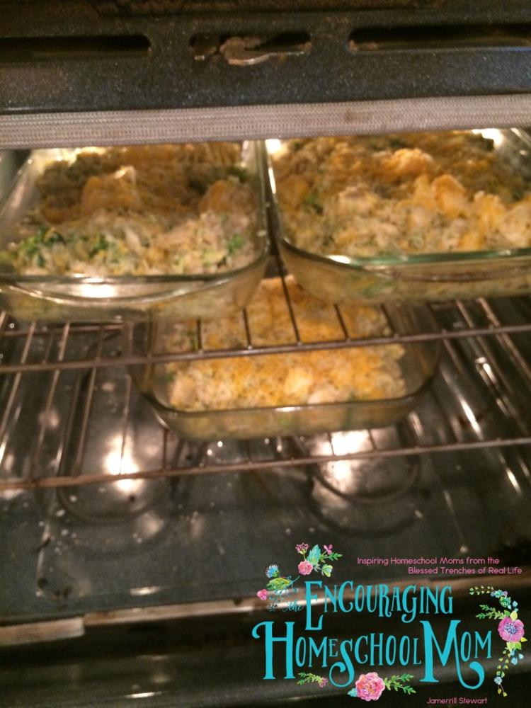 Chicken, Broccoli and Rice Casserole Recipe