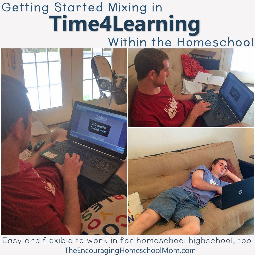 EHSM Time4Learning i