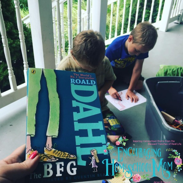 Homeschool Read Alouds