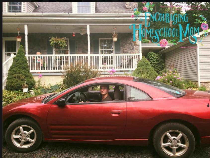 Jadins First Car