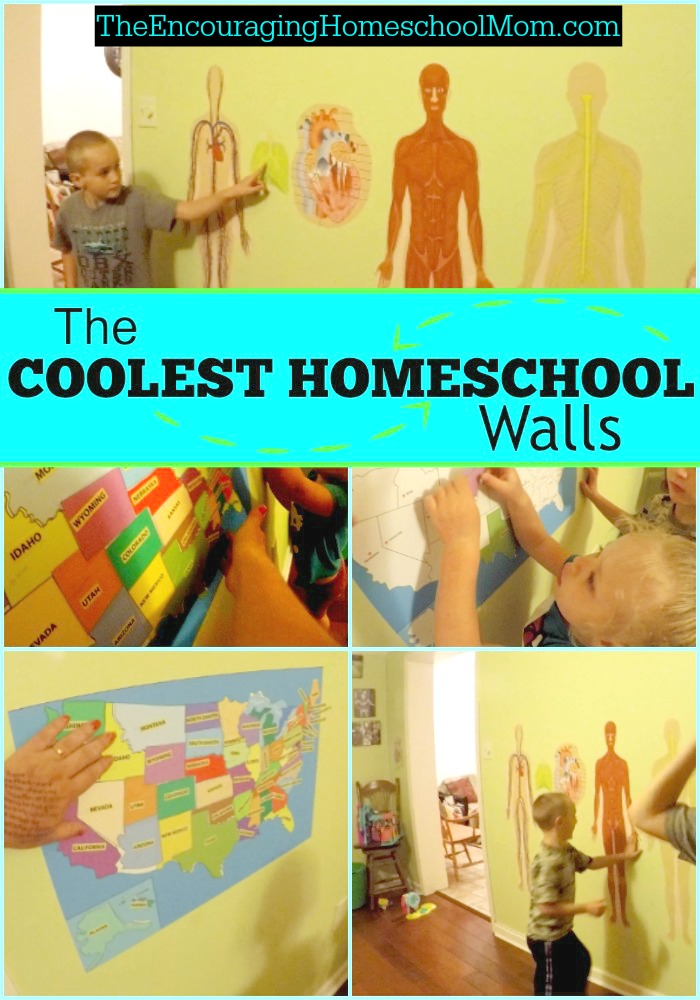 The Coolest Homeschool Walls-2