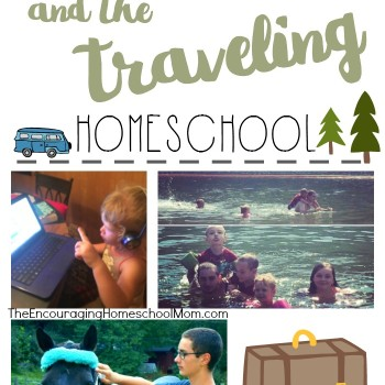 Time4Learning and the Traveling Homeschool