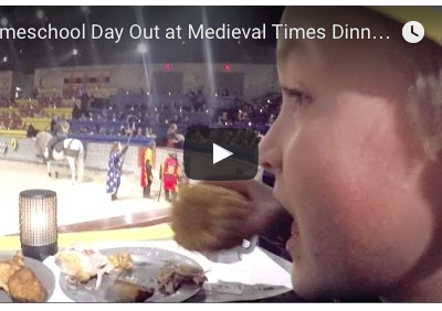Homeschool Medieval Times Dinner and Tournament