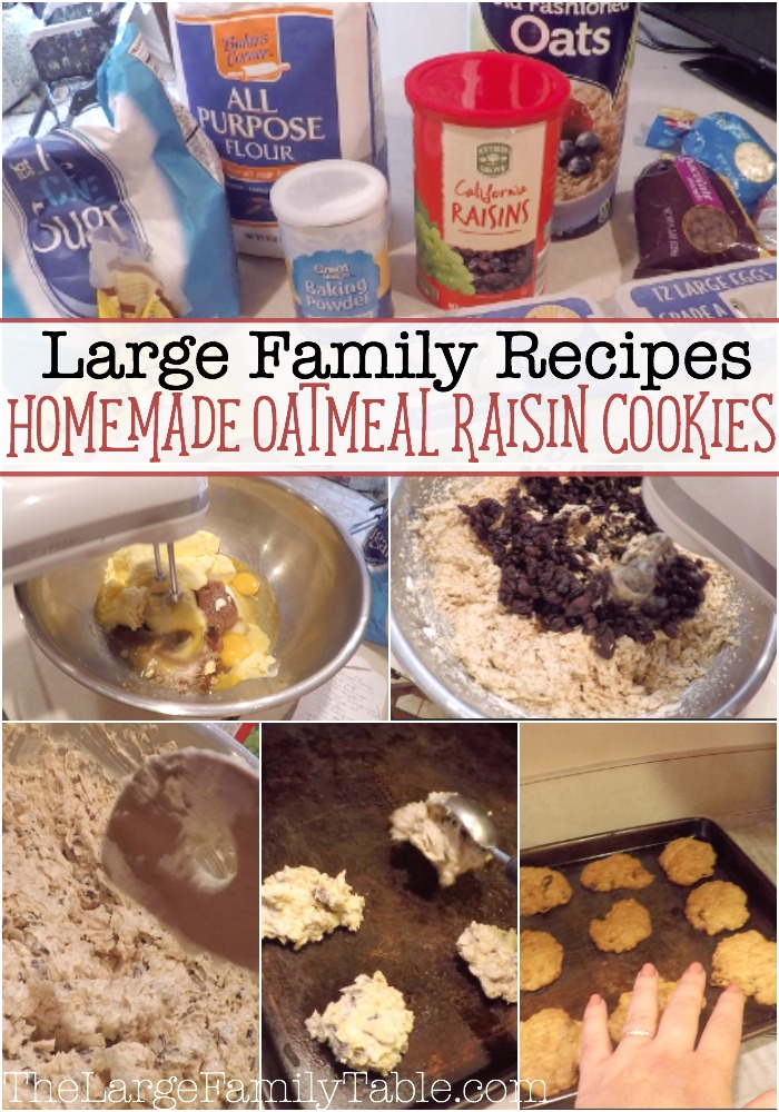 large-family-recipes-homemade-oatmeal-raisin-cookies