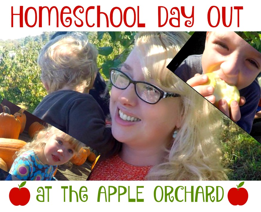 Homeschool Day Out at the Apple Orchard-2