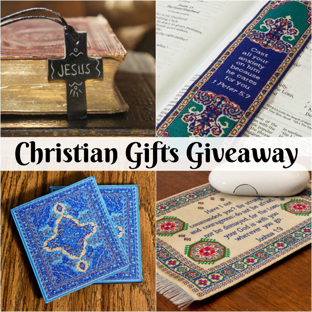 Christian Gifts Giveaway