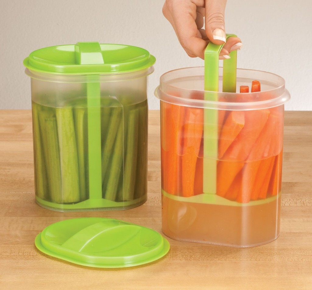Celery and Carrot Holder
