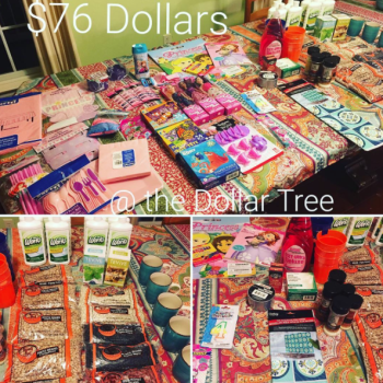 $76 BIG Dollar Tree Haul (Plus $59 H20 RC Car for only $15 on Walmart Clearance!)