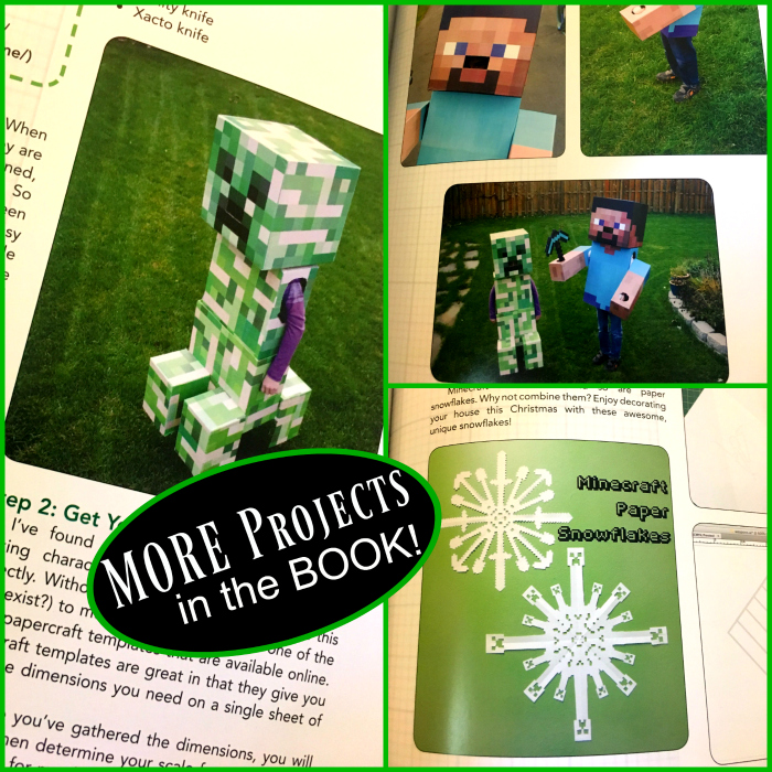 Minecraft Project Book