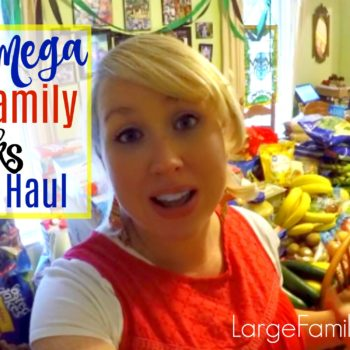 "SUPER MEGA ""I'm About To Have a BABY!"" Grocery Shopping Haul 
