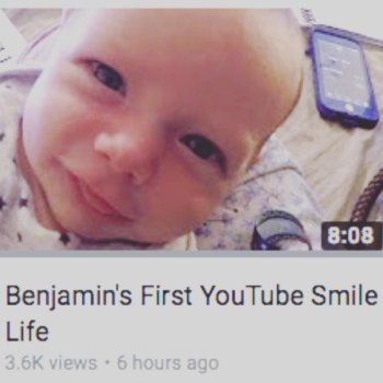 Benjamin's First YouTube Smile 😁 | Large Family Mom Week In The Life