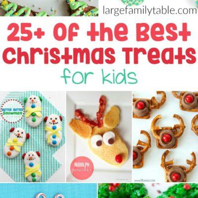 30 Christmas treats for kids!