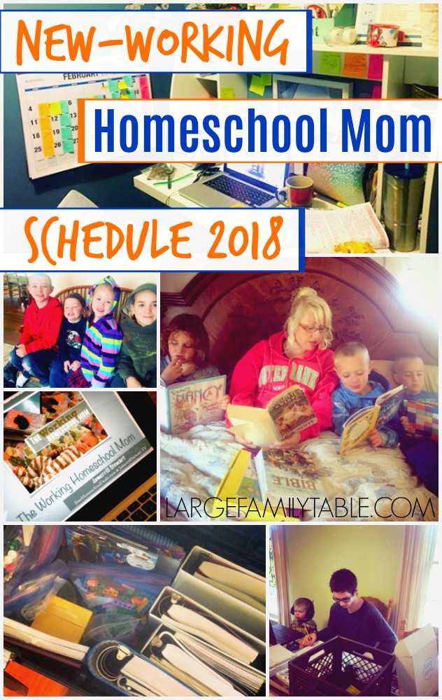 My 2018 Goals as a Large Family Homeschooling Mom of 8 - Jamerrill\'s ...