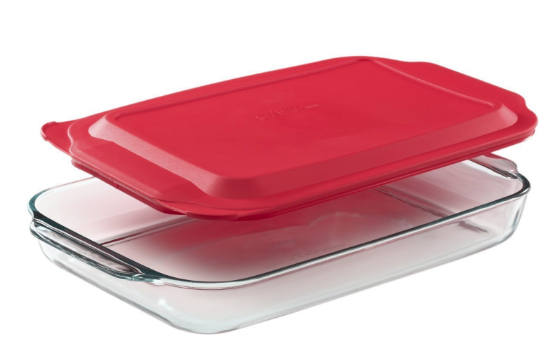 Glass Dishes for Freezer Meals
