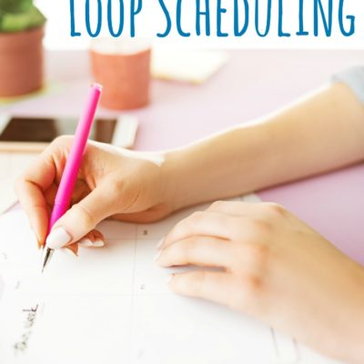 lage family loop scheduling
