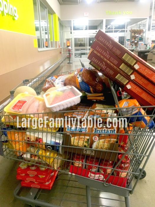 FREEZER MEALS GROCERY HAUL:$211 at ALDI for 30+ Gluten-Free