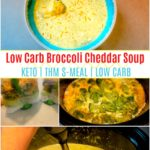 Low Carb Broccoli Cheddar Soup