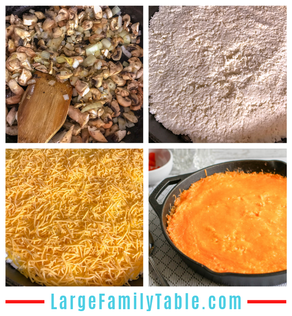 Low Carb Shepherd's Pie Recipe