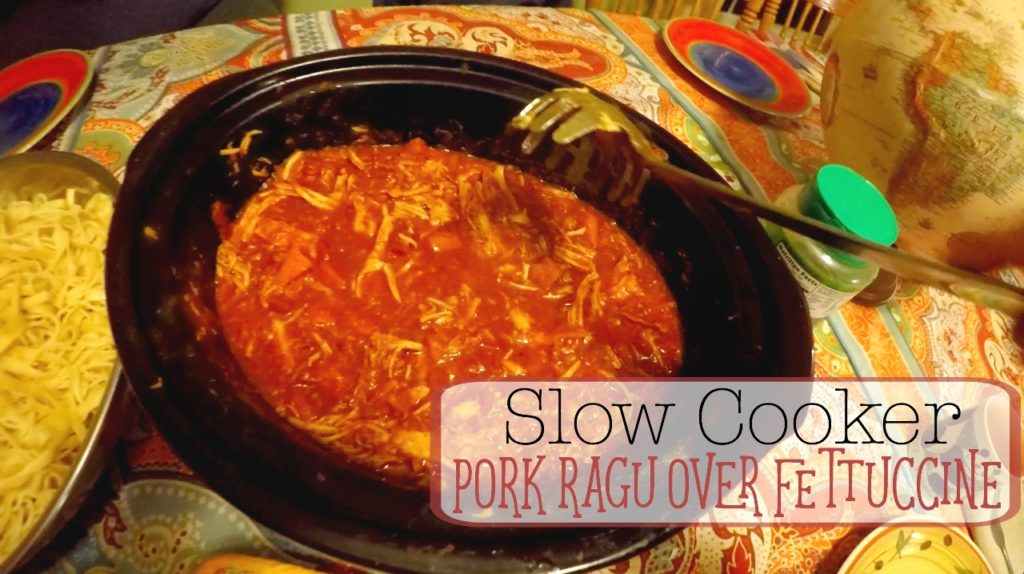 Cheap Crockpot Meals with Pork