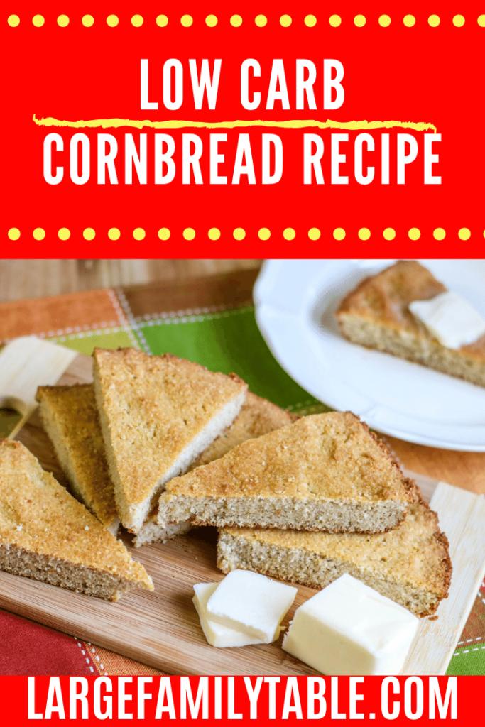 How to Make Homemade Cornbread Recipe