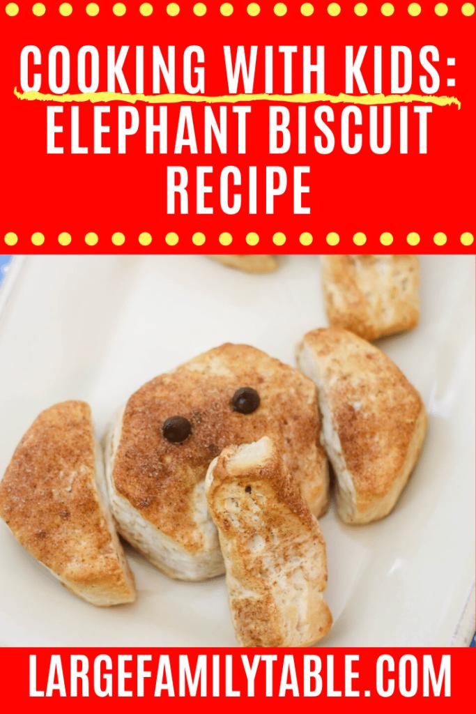 Elephant Pancakes
