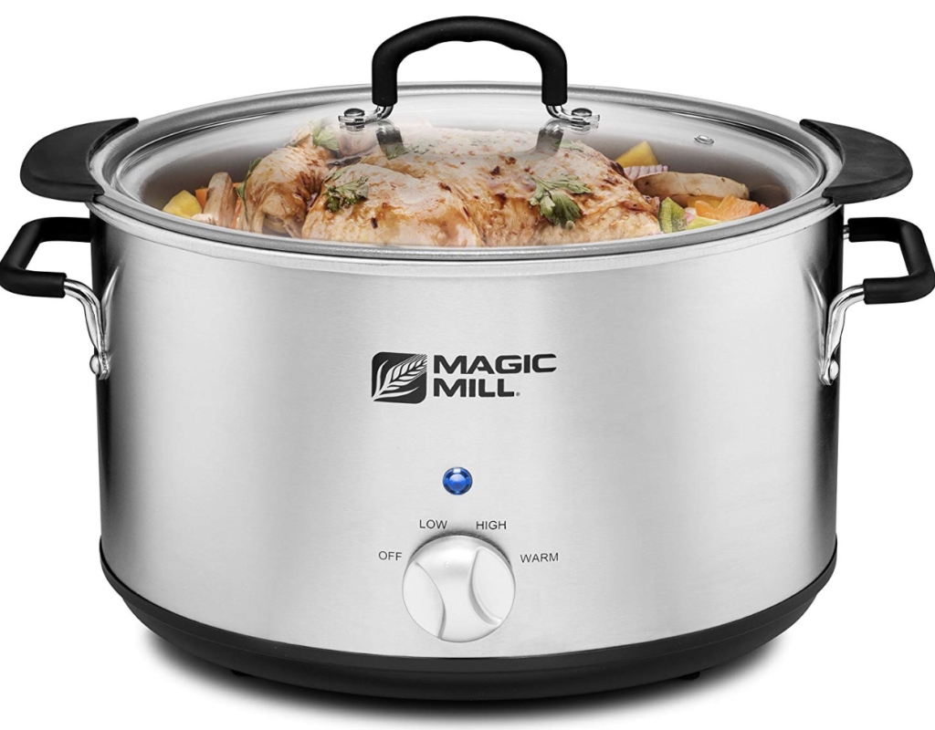 10 quart slow cooker