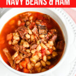 Navy Beans and Ham