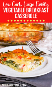 Vegetable-Breakfast-Casserole
