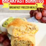 Loaded Breakfast Burritos