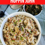 Large Family Slow Cooker Hoppin John | Big Family Meals, Dairy Free