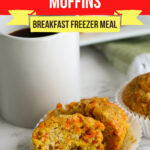 Large Family Carrots Cake Muffins