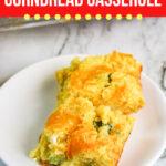 Large Family Broccoli Cornbread Casserole